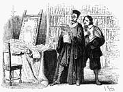 Manzoni: I Promessi Sposi Print by Granger
