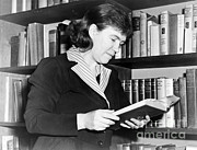 Curator Prints - Margaret Mead, American Anthropologist Print by Science Source
