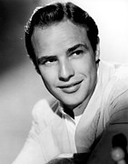 Marlon Photos - Marlon Brando, 1950s by Everett