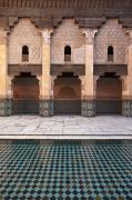 Morocco Prints - Marrakesh, Morocco Print by Axiom Photographic