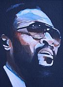 Oil  For Sale Paintings - Marvin Gaye. by Mikayla Henderson