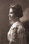 Activists Framed Prints - Mary Church Terrell 1863-july 1954 Framed Print by Everett