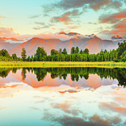 Nature Scene Prints - Matheson Lake Print by MotHaiBaPhoto Prints
