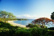 Location Art Photo Prints - Mauna Kea Beach Print by Peter French - Printscapes