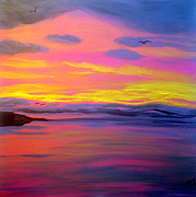 Allison Jones - Mazatlan Sunset