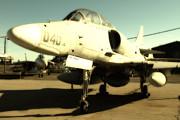 Wingsdomain Art and Photography - McDonnell Douglas TA-4J Skyhawk Aircraft Fighter Plane . 7D11198