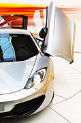 Shehan Wicks - McLaren MP4-12C