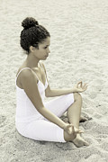 African American Photos - Meditation by Joana Kruse