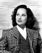 Merle Oberon, 1945 Print by Everett