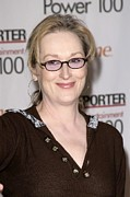 The Hills Posters - Meryl Streep At Arrivals For The Poster by Everett