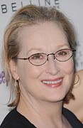 Housekeeping Prints - Meryl Streep In Attendance For Good Print by Everett