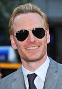 Michael Fassbender At Arrivals Print by Everett