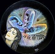 Michael Jackson Stars - Michael Jackson by Augusta Stylianou