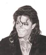 Michael Jackson  Print by Kristina Nabieva