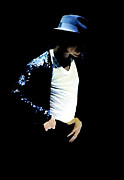 Mj Prints - Michael Jackson  Print by Plamen Petkov
