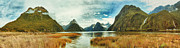 Green Bay Prints - Milford sound Print by MotHaiBaPhoto Prints