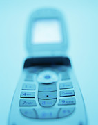 Microwaves Prints - Mobile Telephone Print by Lawrence Lawry
