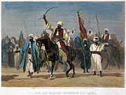 Turban Framed Prints - Mohammed (570-632) Framed Print by Granger