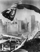 Rubble Photos - Mothra, 1961 by Granger