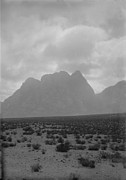 Sinai Prints - Mount Sinai, To Sinai Via The Red Sea Print by Everett