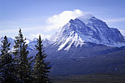 Banff National Park Photos - Mountain landscape by Elena Elisseeva
