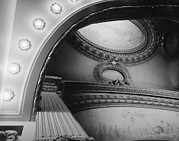 1980s Prints - Movie Theaters, Spreckels Building Print by Everett