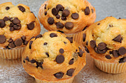 Chocoholic Photos - Muffin Tops 1 by Andee Photography