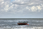 Wadden Sea Framed Prints - Munkmarsch -  Sylt Framed Print by Joana Kruse