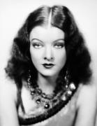 Myrna Photos - Myrna Loy (1905-1993) by Granger