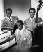 Trio Photos - Nat King Cole (1919-1965) by Granger