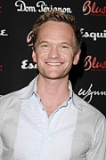 Blush Posters - Neil Patrick Harris At Arrivals Poster by Everett