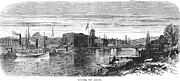 New Jersey: Newark, 1876 Print by Granger