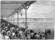 Spectator Prints - New York: Baseball, 1886 Print by Granger