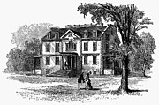 Newark: Schuyler Mansion Print by Granger