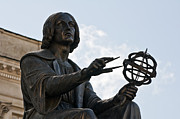 Copernicus Photo Prints - Nicolaus Copernicus. Print by Fernando Barozza
