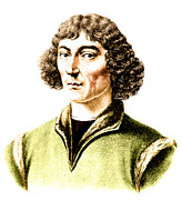 Famous Book Photos - Nicolaus Copernicus, Polish Astronomer by Science Source