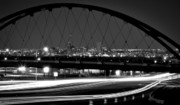 Denver Framed Prints - Night Span Framed Print by Kevin Munro