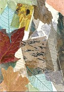 Love Letter Mixed Media Prints - Note from Nature Print by Phillip  Jaeger