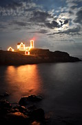 Richard Frost - Nubble Lighthouse in...