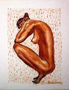 Nude Print by Pedro Boaventura
