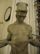 Celebrities Sculpture Originals - Nureyev  by Richard MacDonald