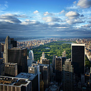 Cityscape Photos - NYC Central Park by Nina Papiorek