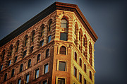 Nyc Architecture Framed Prints - Nyc  Framed Print by Mauricio Jimenez
