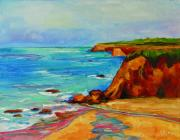 Etc. Paintings - Ocean View by Brandi  Hickman