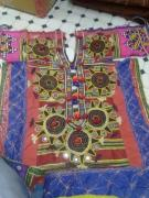 Hand Embroidery Tapestries - Textiles - Old Dress by Dinesh Rathi