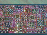 India Tapestries - Textiles - Old Patchworks by Dinesh Rathi