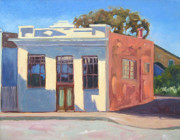 Marin County Originals - Old Tomales Bank by Deborah Cushman