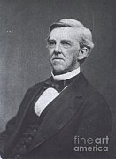 Reformer Framed Prints - Oliver Wendell Holmes, American Framed Print by Science Source