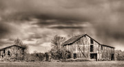Midland Virginia Prints - Ominous Print by JC Findley