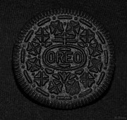 Cookies Prints - Oreo Print by Rob Hans
